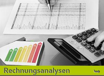 Rechnungsanalysen für Hotels & Gastronomie